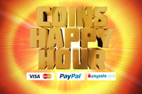Coins Happy Hour January Smeet