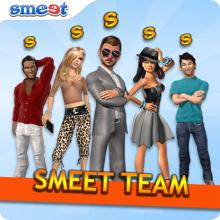 Smeet Room Group Challenge Delay Chat Game