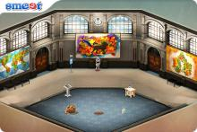 Great Autumn Gallery Room Smeet