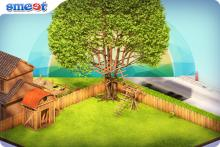 Smeet Room Treehouse Delight Chat Game