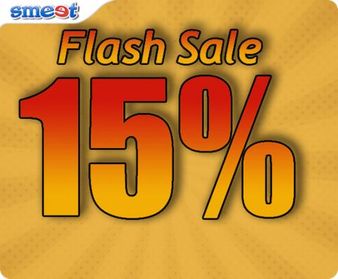 Smeet Flash Sale Chat Game