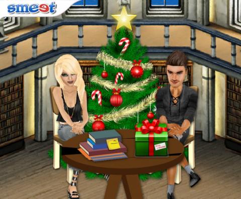 świąteczny Miesięcznik Moli Smeet