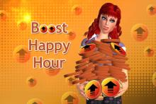 Smeet Room Boost Happy Hour Chat Game