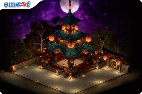 Smeet Room Asian Carnival Chat Game