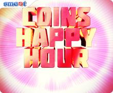 Coins Happy Hour Smeet