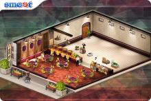 Smeet Room Soup Cafe Chat Game