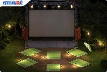 Smeet Room Silver Screen Amphitheater Chat Game