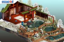 Smeet Room Yoi Jikan Onsen Chat Game