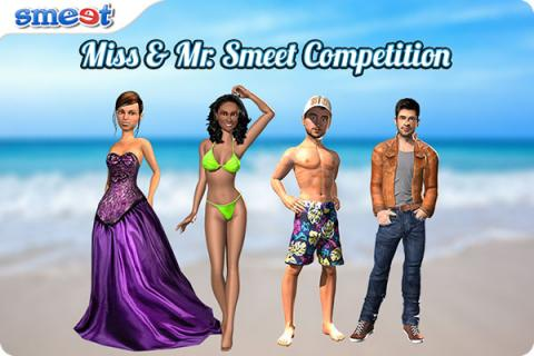 Smeet Mr Mrs 2019 Launch Chat Game