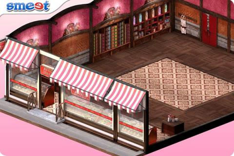 Smeet Room Eclairs With Flair Bakery Online Chat Game