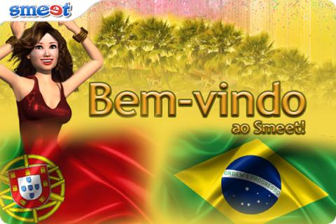 Smeet Portuguese Domain Chat Game