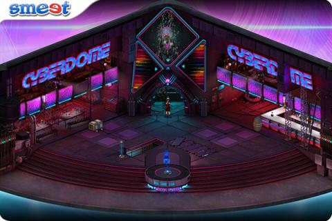 Smeet Room Cyberdome Chat Game