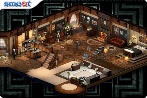 Smeet Room Blackwood Manor Chat Game