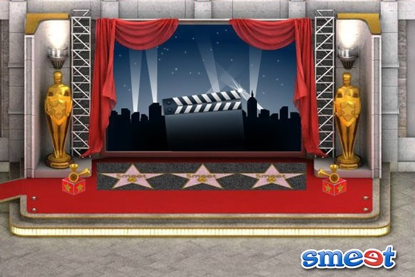Stage in smeet