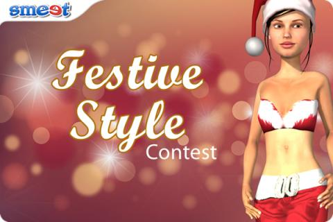 Smeet Festive Style Contest Party Chat Game