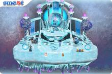 The Ice Princess and her Ice Palace