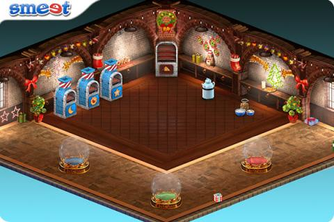 Smeet Room Cinnamon Star Bakery Chat Game